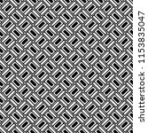 seamless pattern. geometrical... | Shutterstock . vector #1153835047