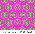 easy festive ornament from...   Shutterstock .eps vector #1153910467