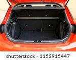 empty car trunk | Shutterstock . vector #1153915447