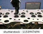 grinding cylinder head and... | Shutterstock . vector #1153947694