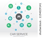 car service creative system...