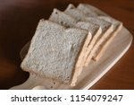 organic whole wheat bread | Shutterstock . vector #1154079247