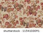 my variety thailand textile... | Shutterstock . vector #1154103091