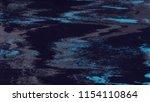 unique design abstract digital... | Shutterstock . vector #1154110864