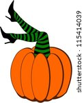 art pumpkins,autumn,background,black,celebration,clothing,contour,curve,design,element,folk art witch,food,foot,graphic,halloween
