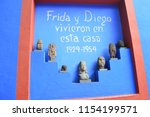 Frida and Diego lived in this house