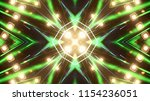club party stage lights are... | Shutterstock . vector #1154236051