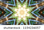 club party stage lights are... | Shutterstock . vector #1154236057
