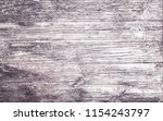 rustic old white wood... | Shutterstock . vector #1154243797
