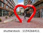 toronto  ontario  canada   june ... | Shutterstock . vector #1154266411