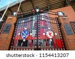 liverpool  uk   may 17 2018 ... | Shutterstock . vector #1154413207
