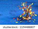 how to make together with child ... | Shutterstock . vector #1154488807