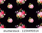 seamless pattern with country...   Shutterstock .eps vector #1154490514