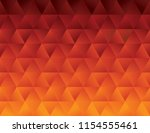 Red Hot Abstract Geometric...
