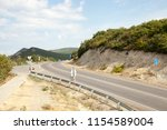 travel to natural places.... | Shutterstock . vector #1154589004
