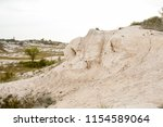 travel to natural places.... | Shutterstock . vector #1154589064
