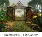Gate To Magic Garden