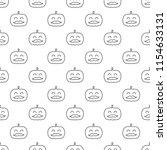 jack o lantern elements...   Shutterstock .eps vector #1154633131