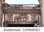 verona  italy   may 27  detail... | Shutterstock . vector #1154690317