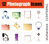set of photography icons....