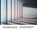 architectural design of modern... | Shutterstock . vector #1154730577