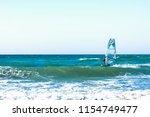 heraklion  greece   07.11 2018... | Shutterstock . vector #1154749477