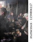 russia  saint petersburg. 26 01 ... | Shutterstock . vector #1154806117