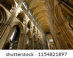 rouen   france   september 21... | Shutterstock . vector #1154821897