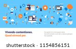 develop map mobile computer... | Shutterstock .eps vector #1154856151