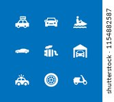 motor icon. 9 motor set with...   Shutterstock .eps vector #1154882587