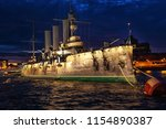 The Famous Cruiser Aurora In St....