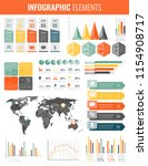 collection of infographic...