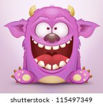 alien,animal,bigfoot,bizarre,bright,cartoon,character,creature,cute,demon,devil,eccentric,funny,halloween,horn