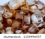 selective fucus of cola soft...   Shutterstock . vector #1154996557