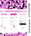 light pink vector material...