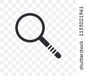 investigation vector icon... | Shutterstock .eps vector #1155021961