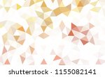 abstract vector polygonal... | Shutterstock .eps vector #1155082141