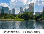 kuala lumpur  malaysia   jan 17 ...   Shutterstock . vector #1155085891