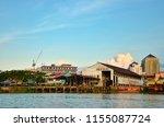 sarawak  malaysia. july 10 ...   Shutterstock . vector #1155087724