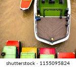 daytime sightseeing boat | Shutterstock . vector #1155095824