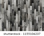 fragment of parquet floor | Shutterstock . vector #1155106237