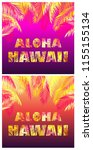 t shirt prints variation with... | Shutterstock . vector #1155155134