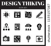 the 3rd design thinking icon...