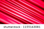 red fast motion background.  ... | Shutterstock . vector #1155163081
