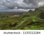 walking tour on the isle of...   Shutterstock . vector #1155212284