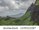 breathtaking panorama view over ...   Shutterstock . vector #1155212287