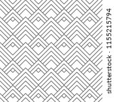 seamless geometrical pattern....   Shutterstock .eps vector #1155215794