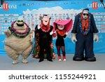 giffoni valle piana  sa  italy  ... | Shutterstock . vector #1155244921