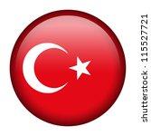 vector flag button series  ... | Shutterstock .eps vector #115527721