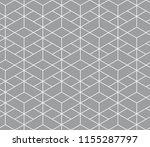 vector seamless pattern.... | Shutterstock .eps vector #1155287797